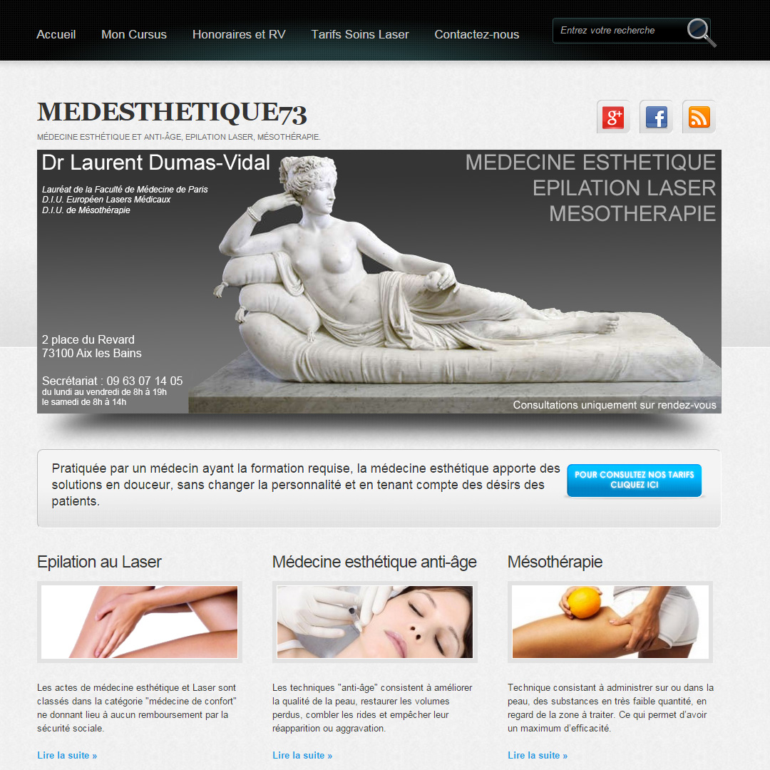 Medesthetique 73 - Médecine Esthétique