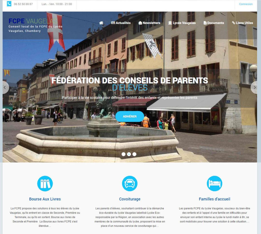 FCPE Lycée Vaugelas